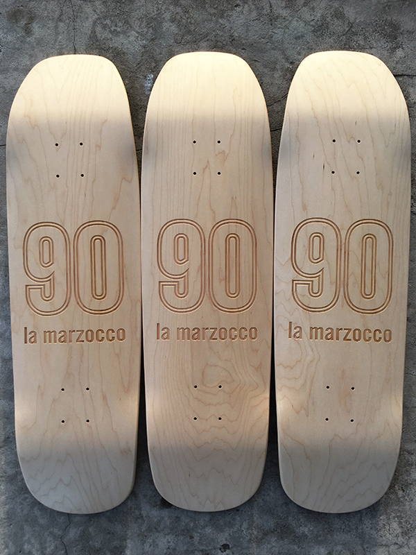 skateboard la marzocco 2