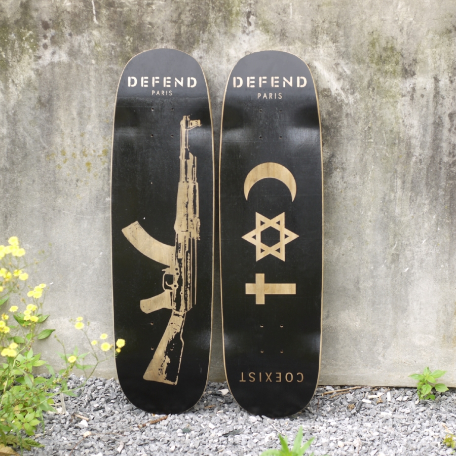 skateboard defend paris