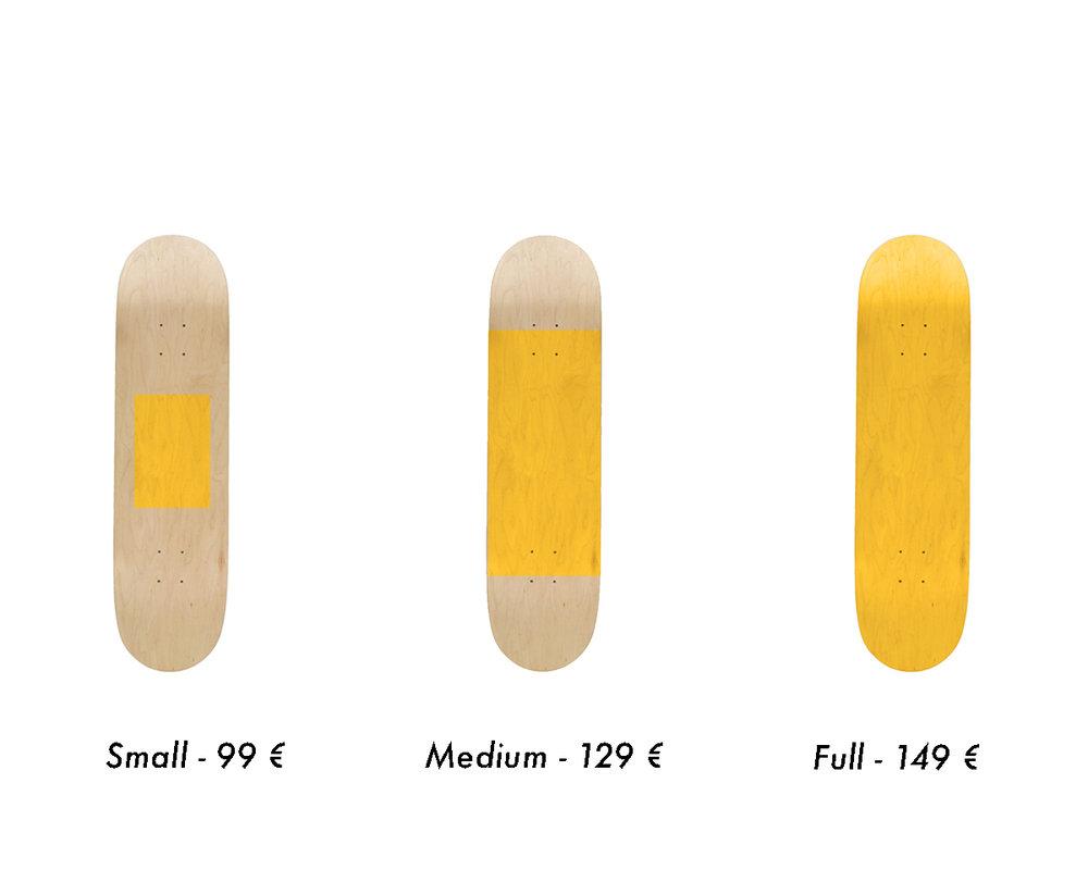 Skateboard & cruisers -