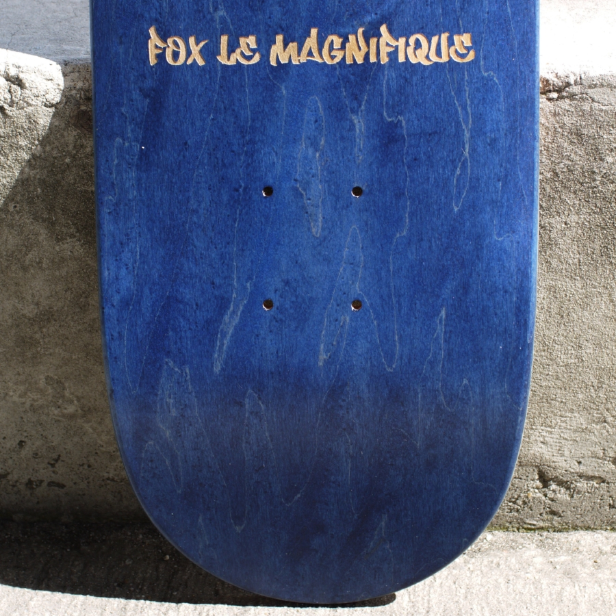 Copy of Blue deck