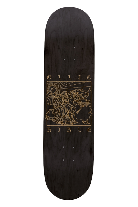 skateboard peltier black