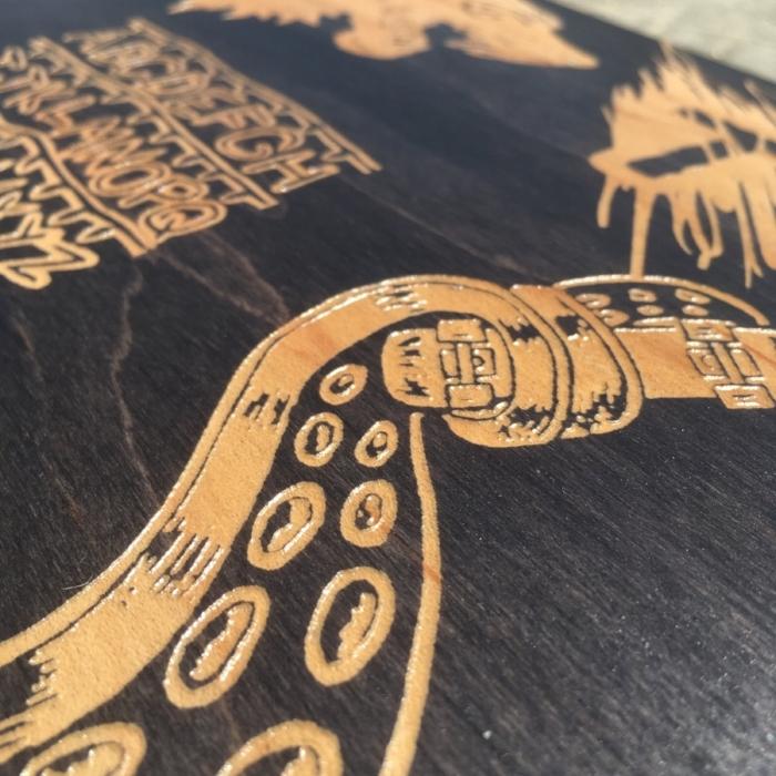 skateboard custom Stuart
