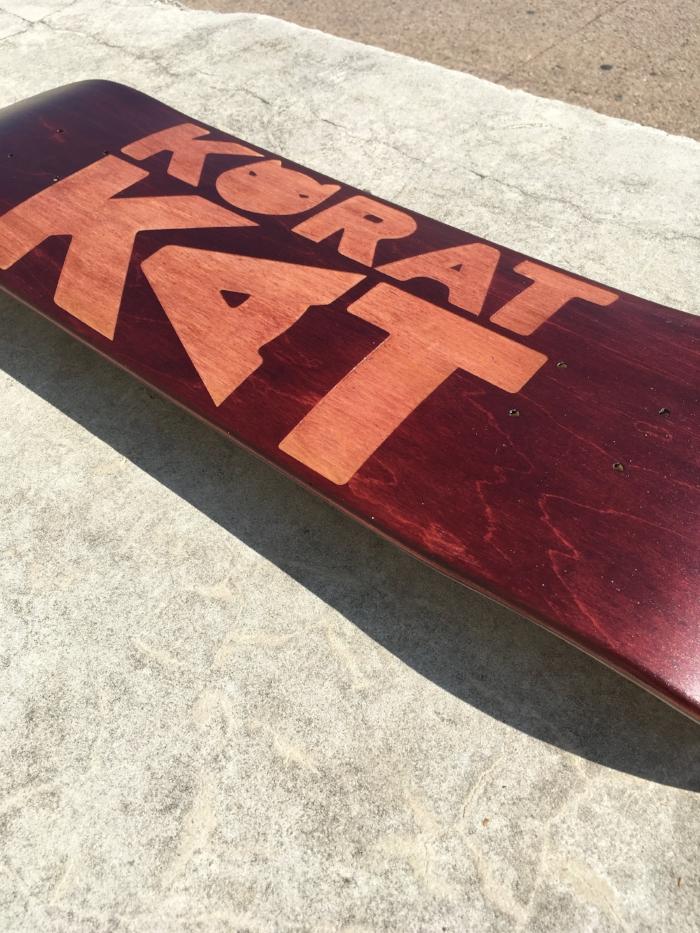 skateboard custom Federica
