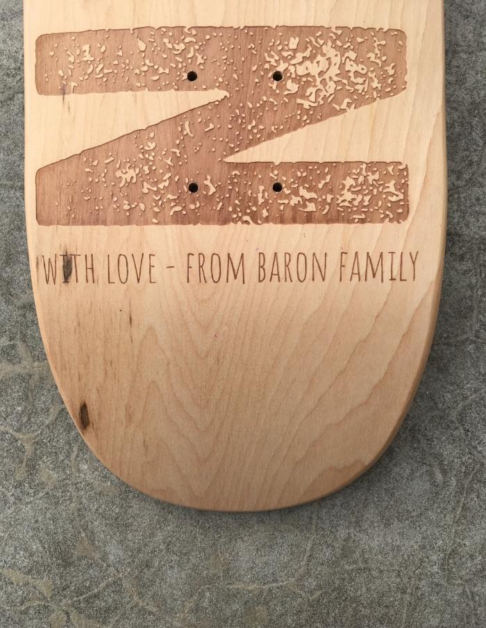 skateboard custom Jesper