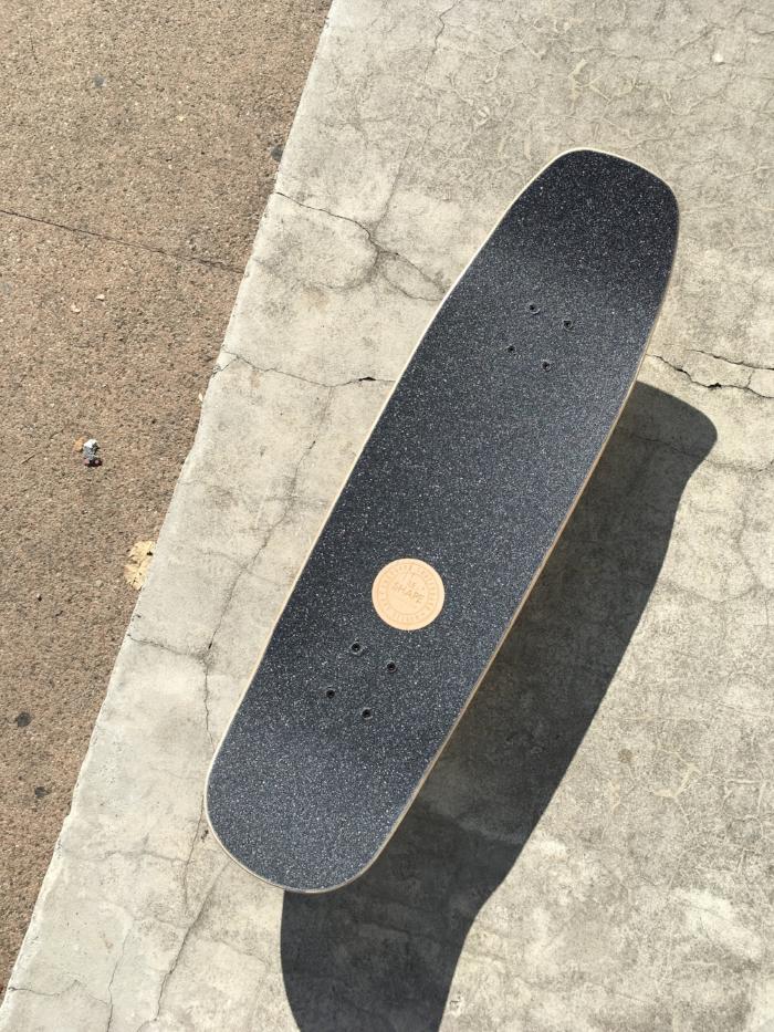 skateboard personnalisé Sophie