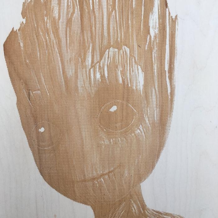 Longboard custom Elodie