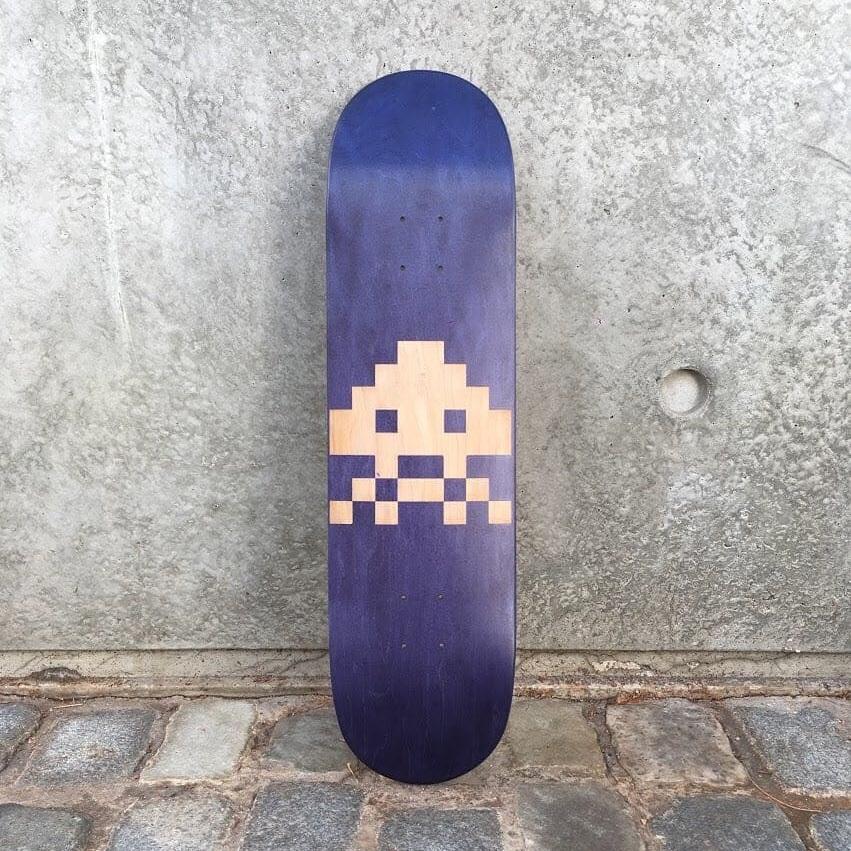Le skateboard personnalisé