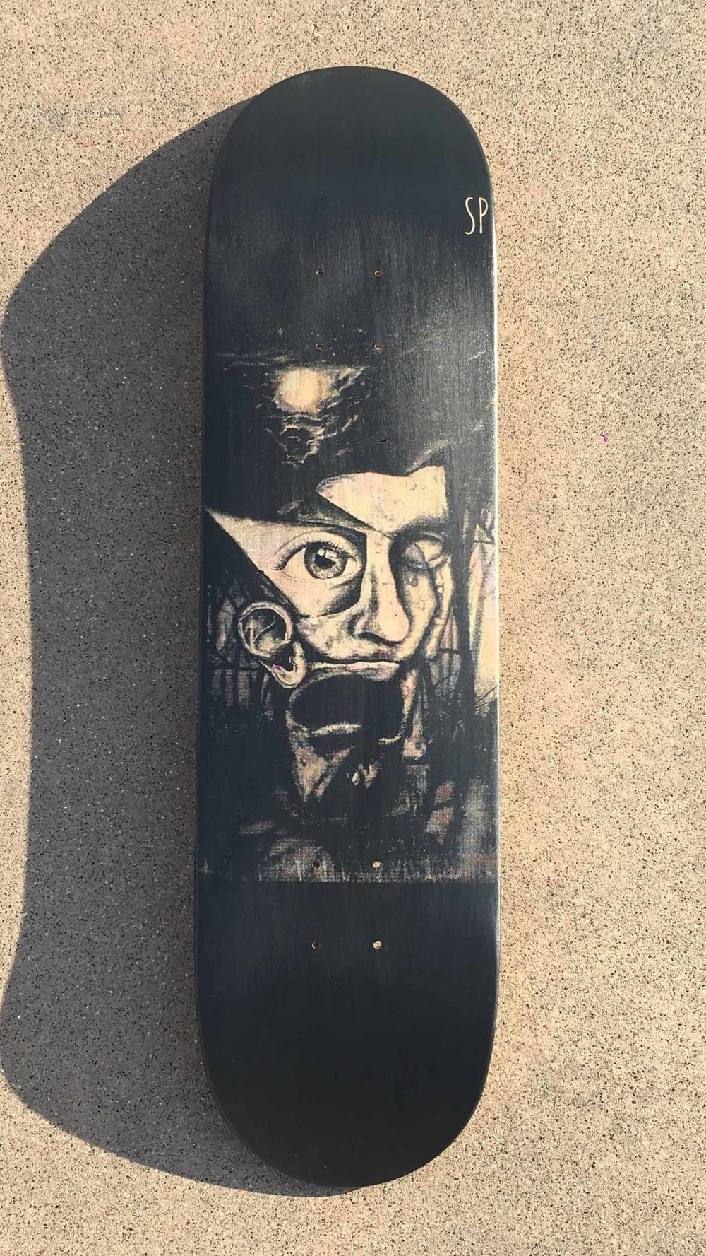personnalisation skateboard