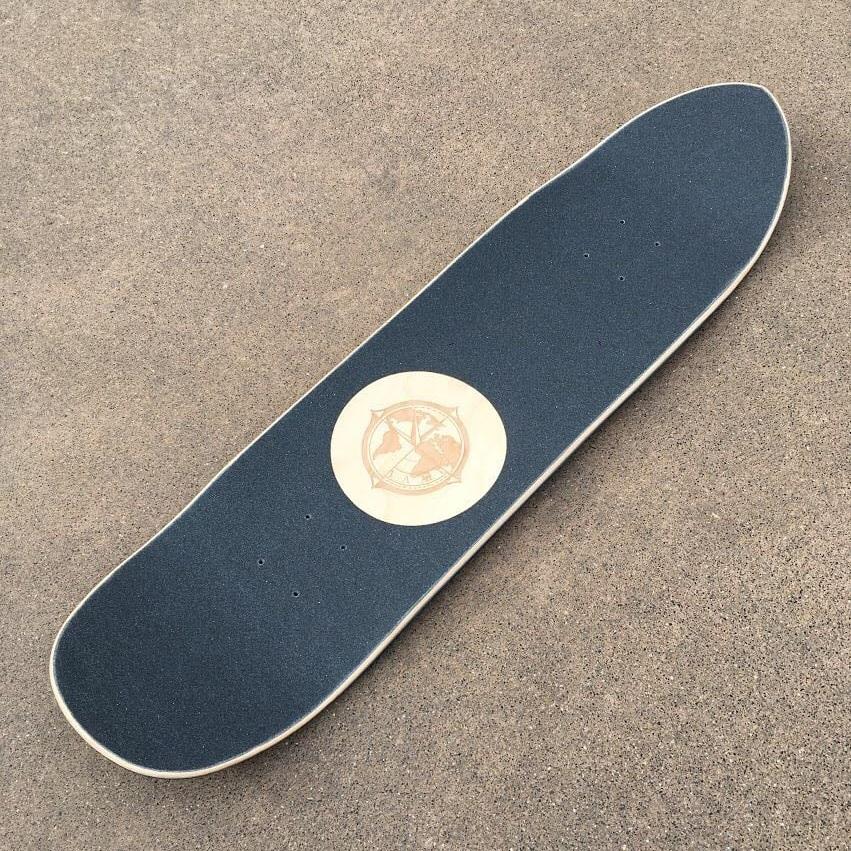 personalisation skateboard
