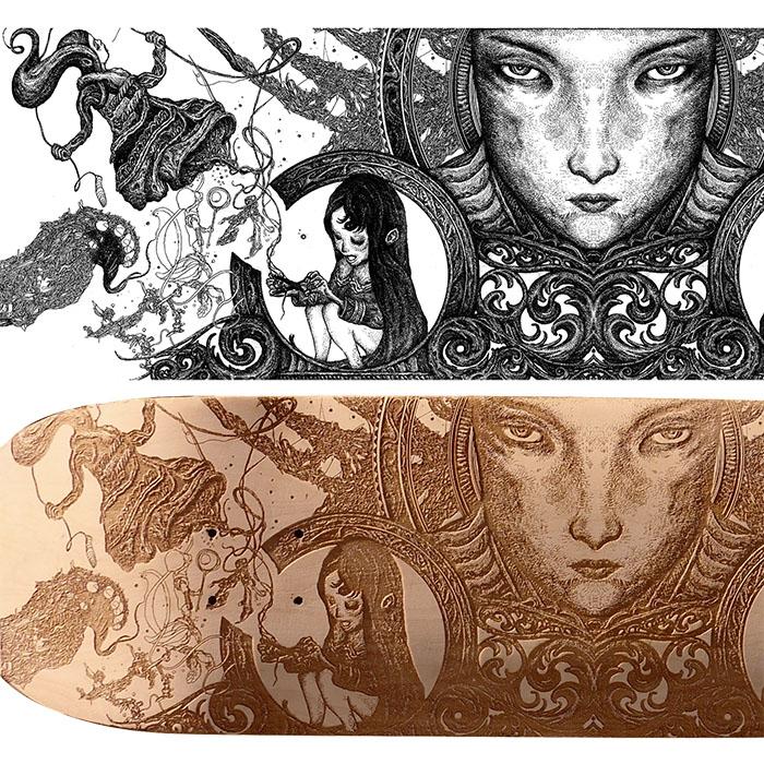 Skateboard by MMAV