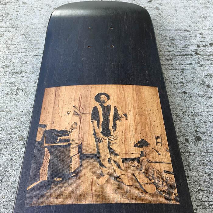 Skateboard with Doc Gyneco album cover