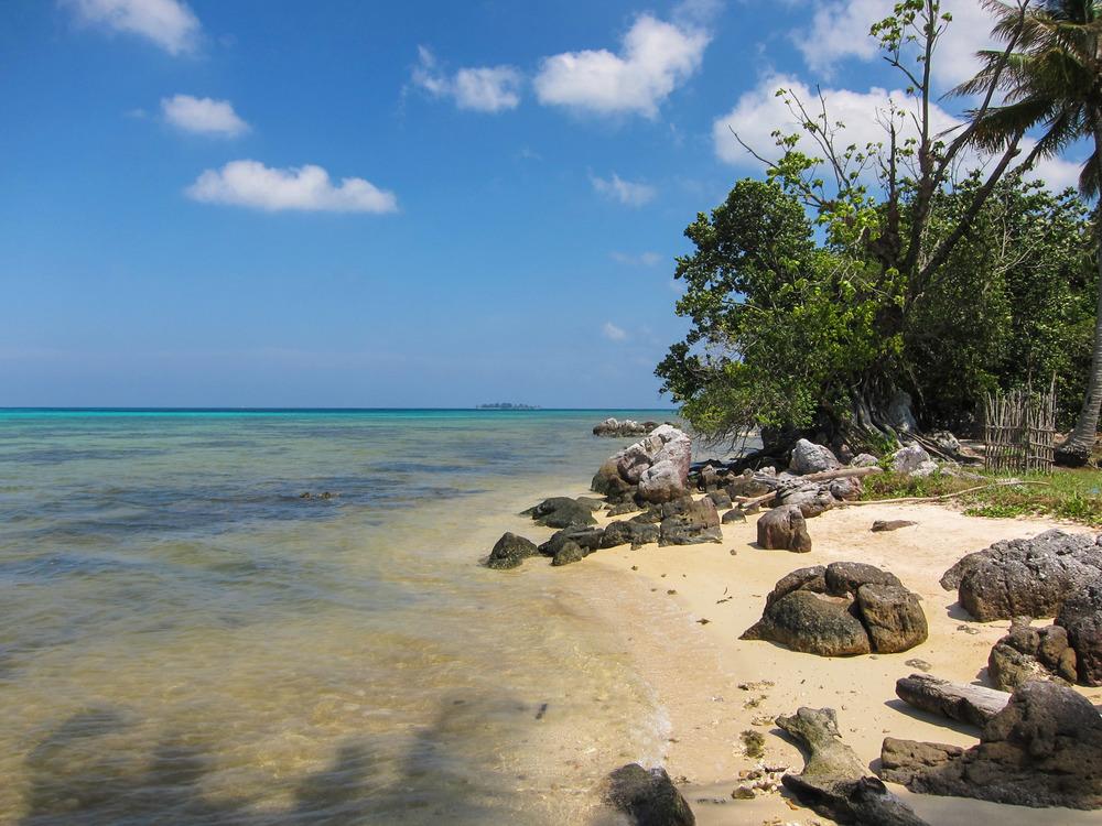 Near Tanjung Gelam beach