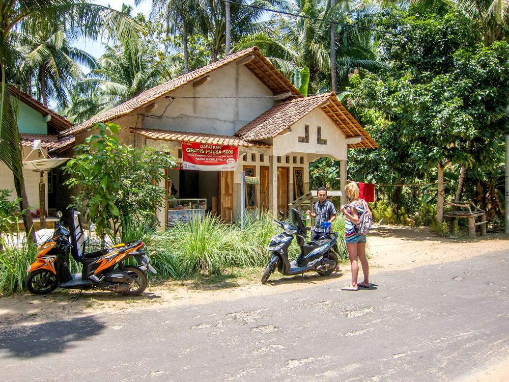 Karimunjawa petrol station
