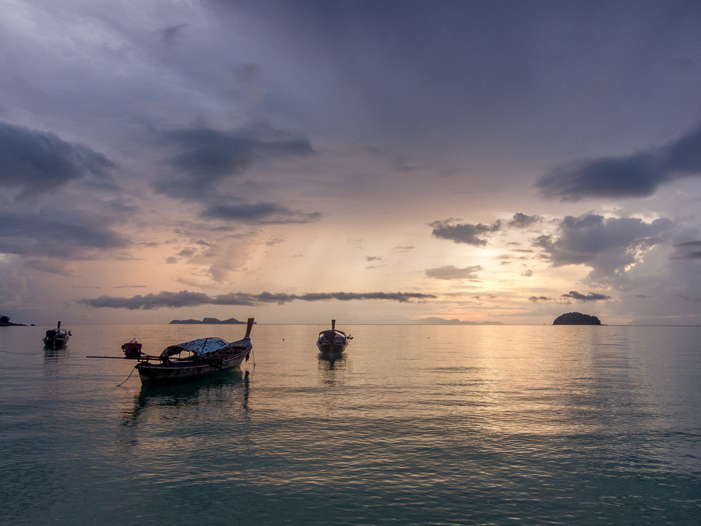 Sunrise, Koh Lipe