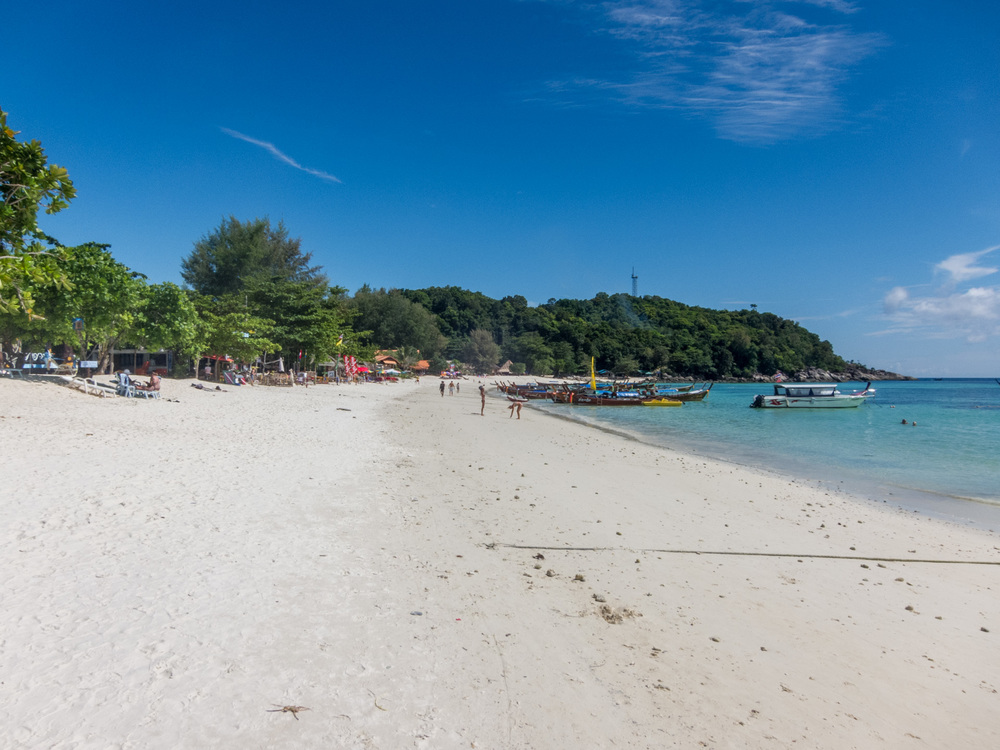 Pattaya Beach, Koh Lipe