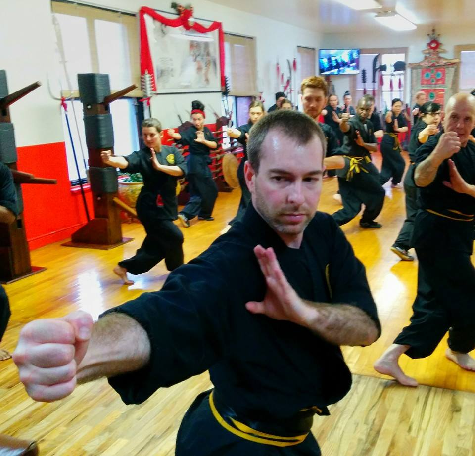 Sifu Spencer Bagley