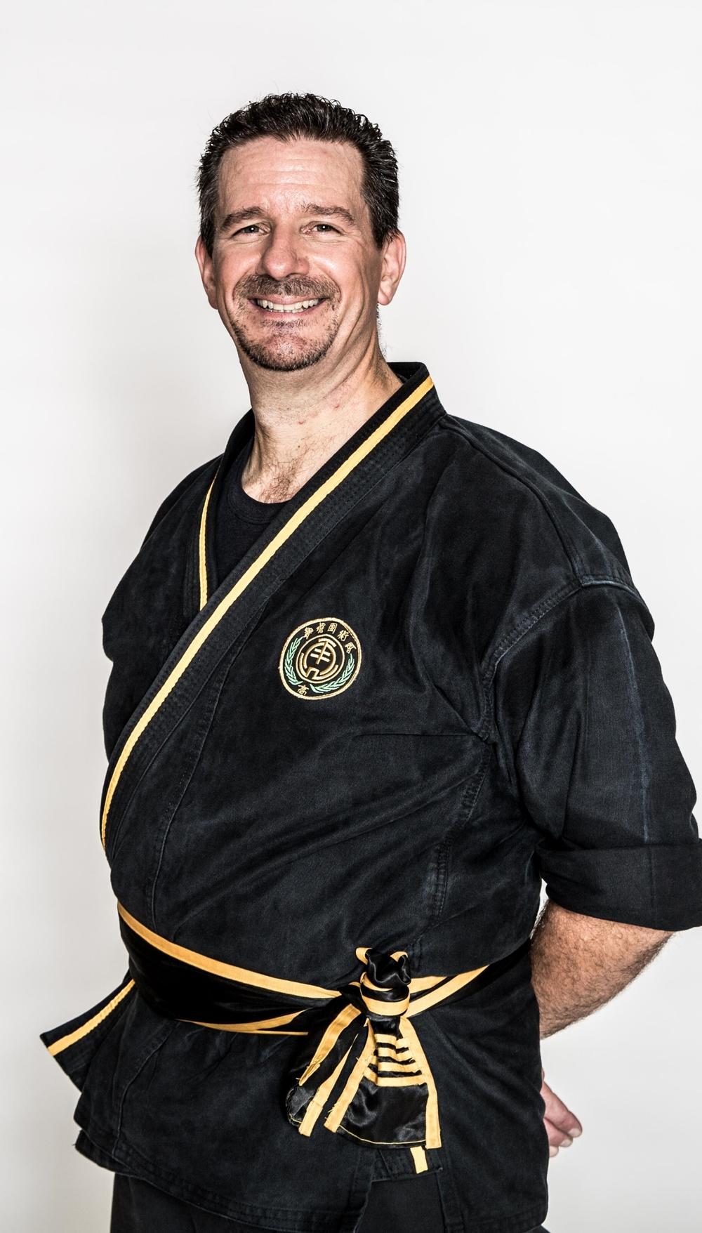 Sifu Doug MacDonald
