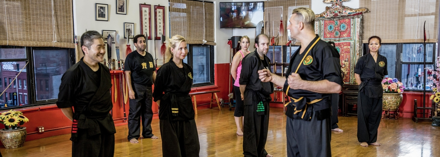 Get Started Bo Law Kung Fu