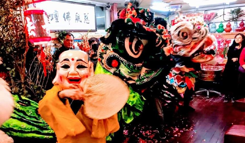 Chinese Lion Dance Honor The Tradition Bo Law Kung Fu