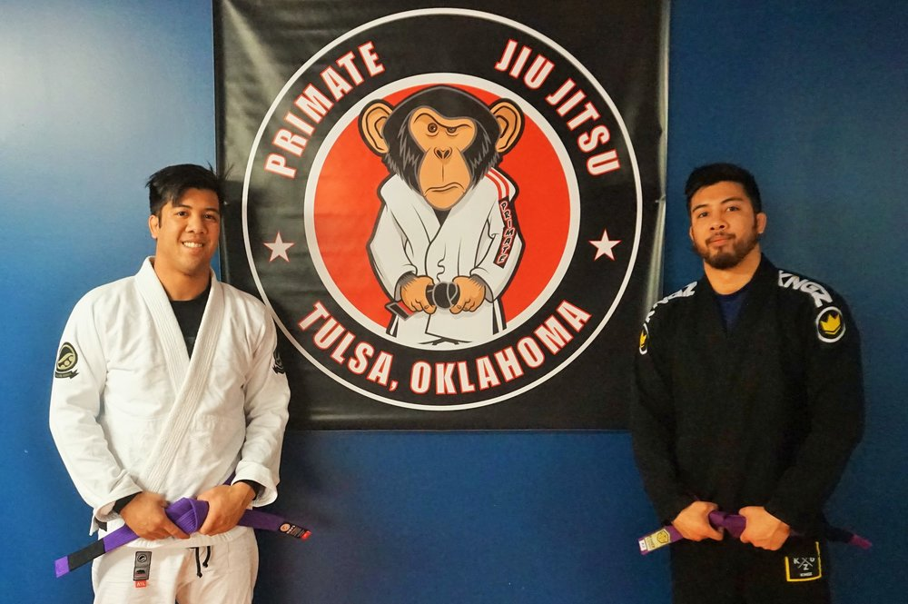 Primate BJJ Andy Nguyen and Allen Nguyen