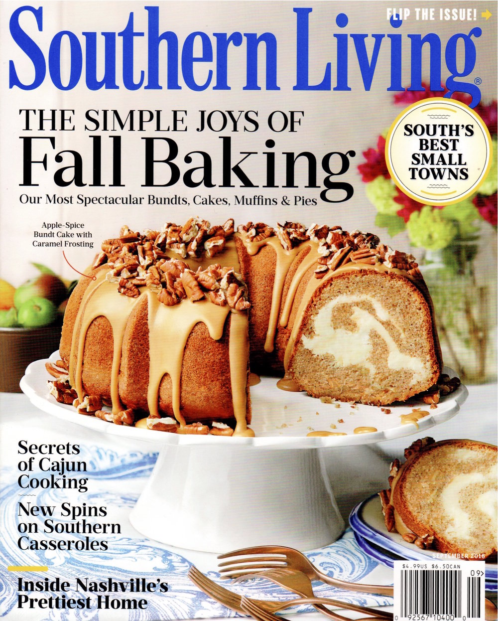 Southern Living | August 2016