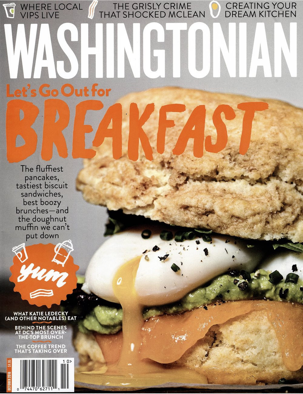 Washingtonian - September 2016