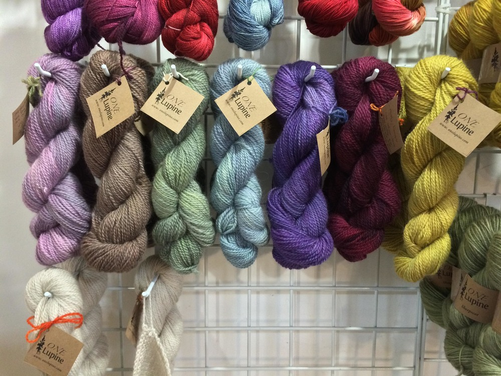 Maine Yarn & Fiber Supply, Maxine