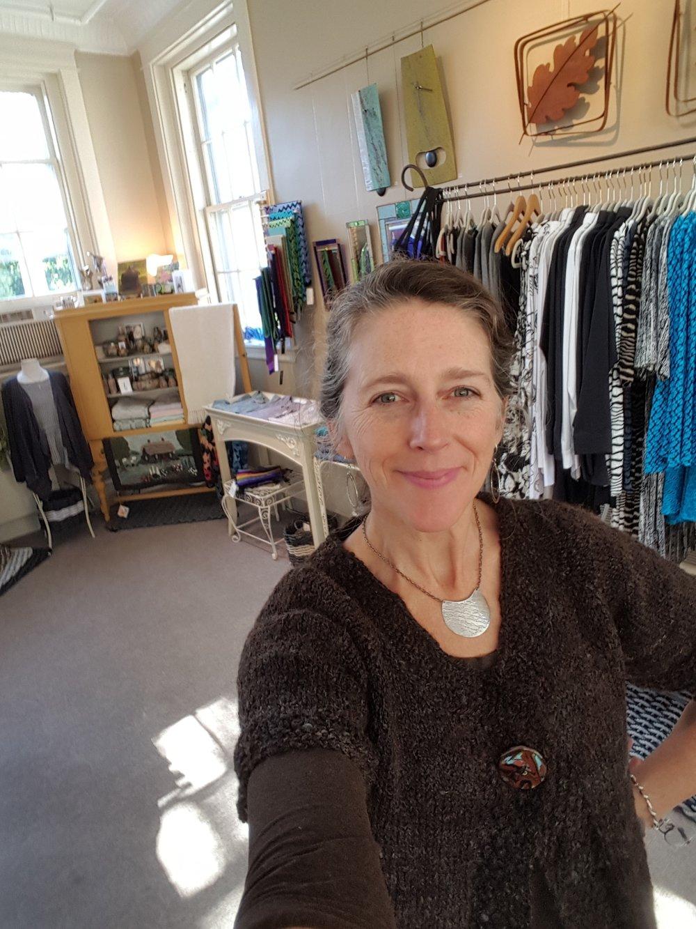 Jodi clayton, owner & designer