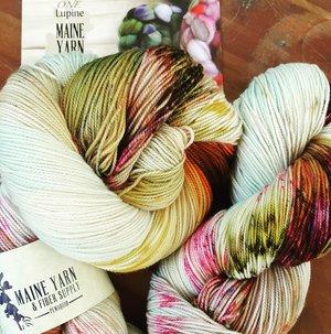 Shows — One Lupine Fiber Arts/Maine Yarn & Fiber Supply
