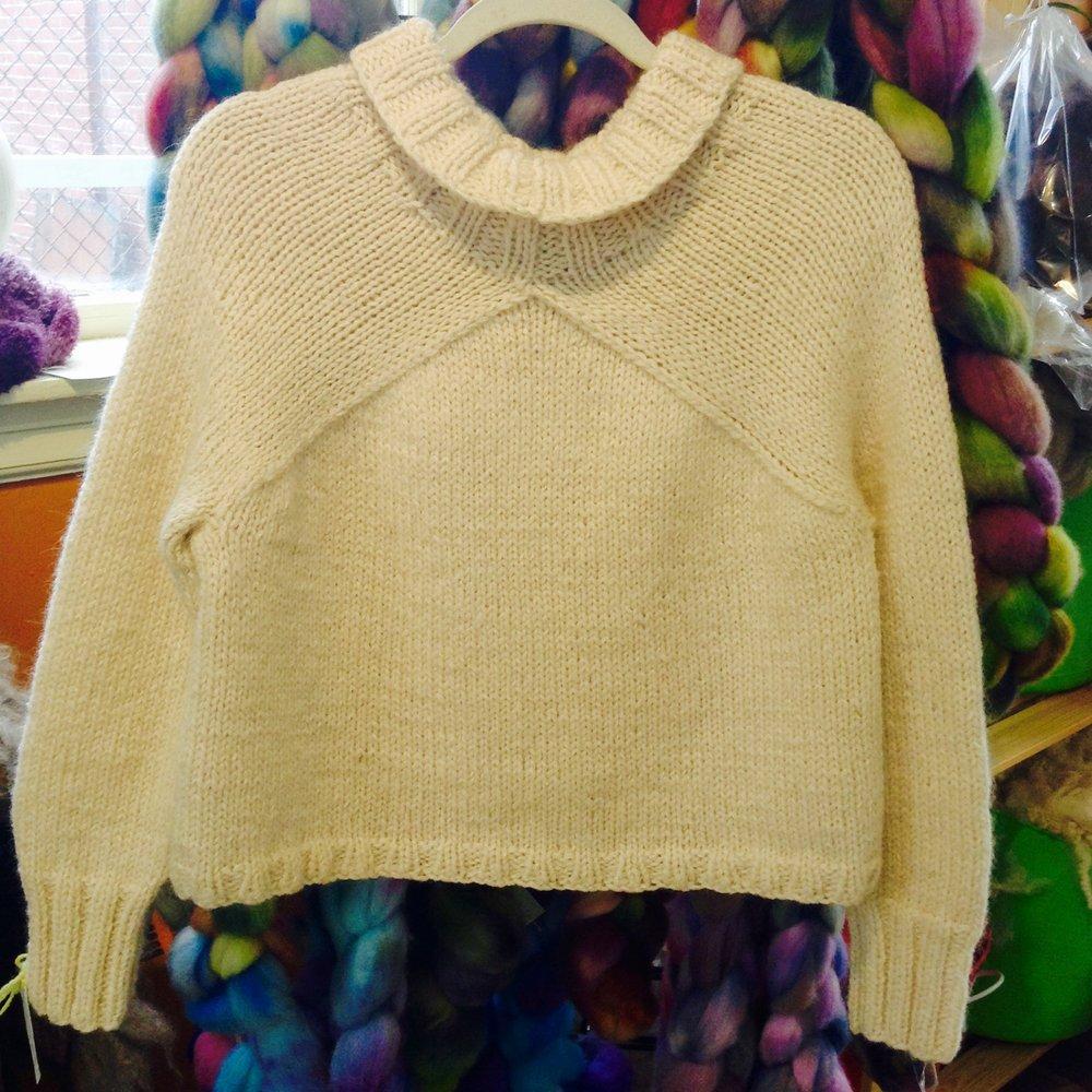 One Lupine Fiber Arts/Maine Yarn & Fiber Supply
