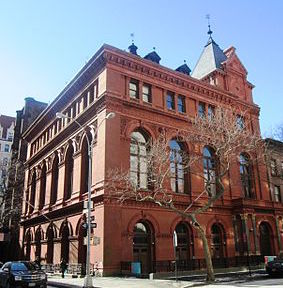 Brooklyn Historical Society Brooklyn Heights, Brooklyn  Seated: 120 /  Standing: 225