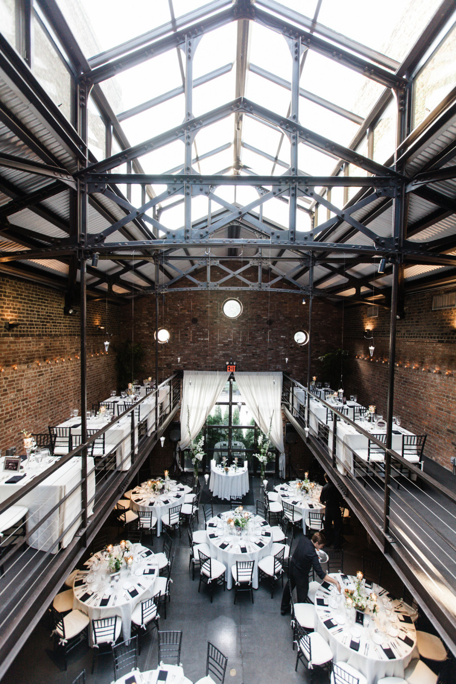 Wedding Dining Room at The Foundry