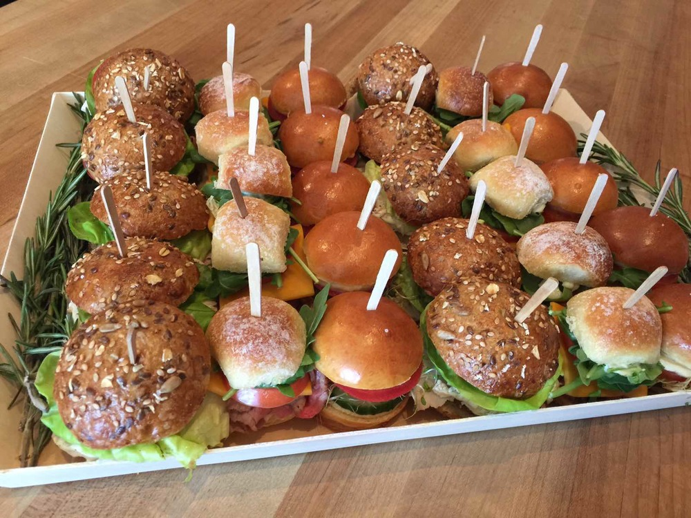 Copy of Mini Sandwich Platter - Drop Off Catering by Dish