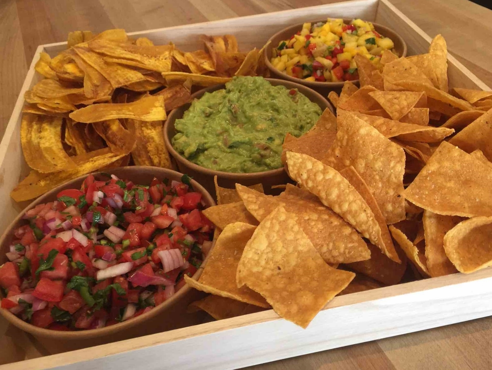 Copy of Chips, Dips & Salsas