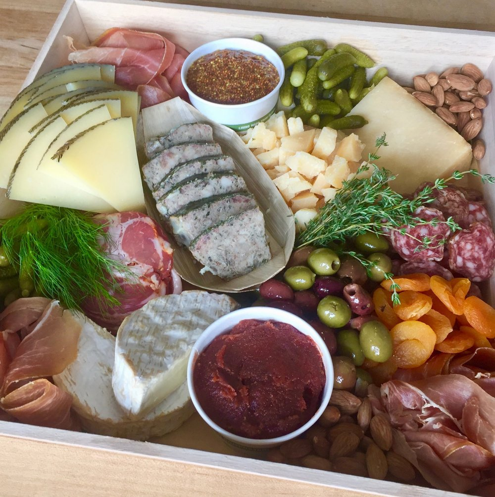 Copy of Cheese & Charcuterie - Drop Off Catering by Dish