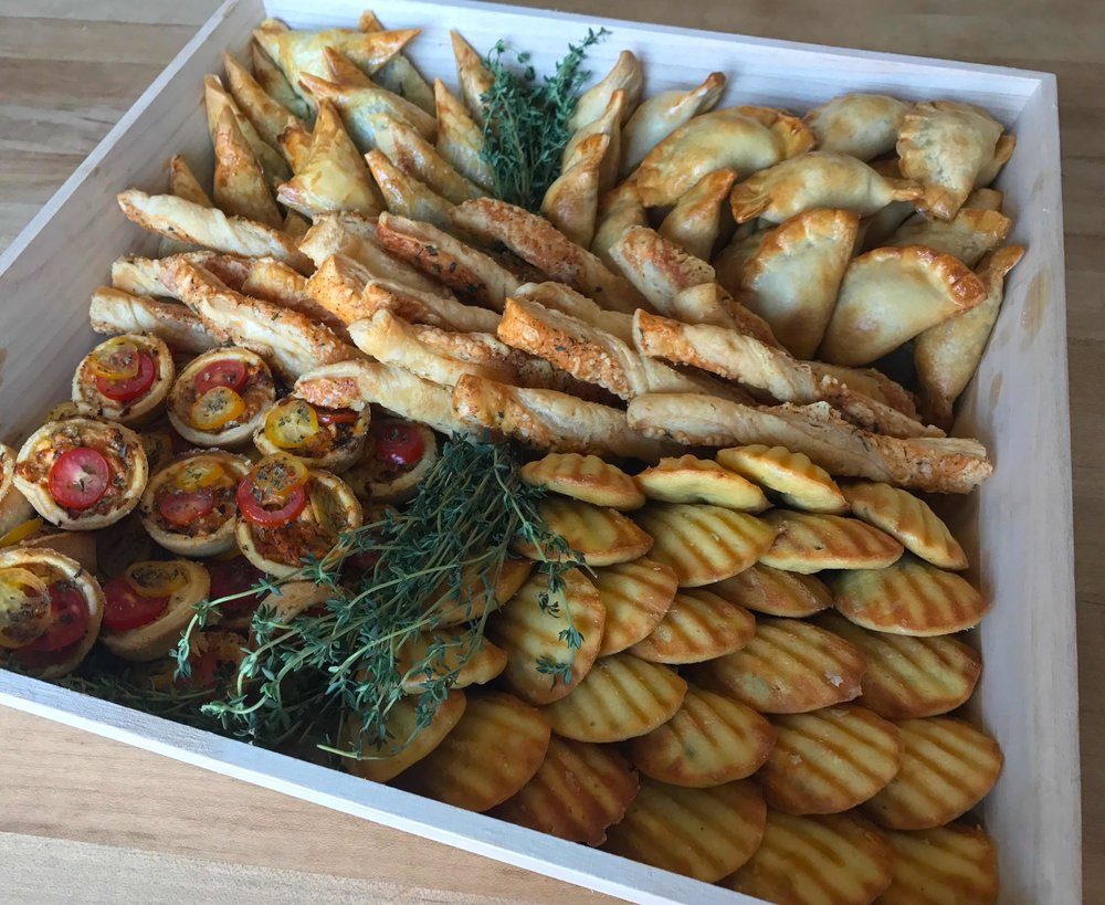 Copy of Savory Pastries - Dish Food To Go - Drop Off Catering