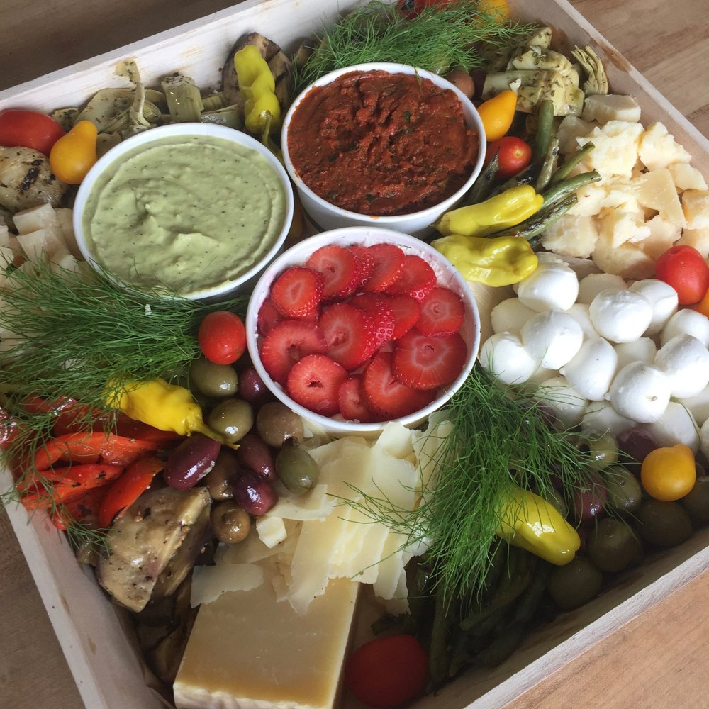 Copy of Vegetarian Antipasti Bar