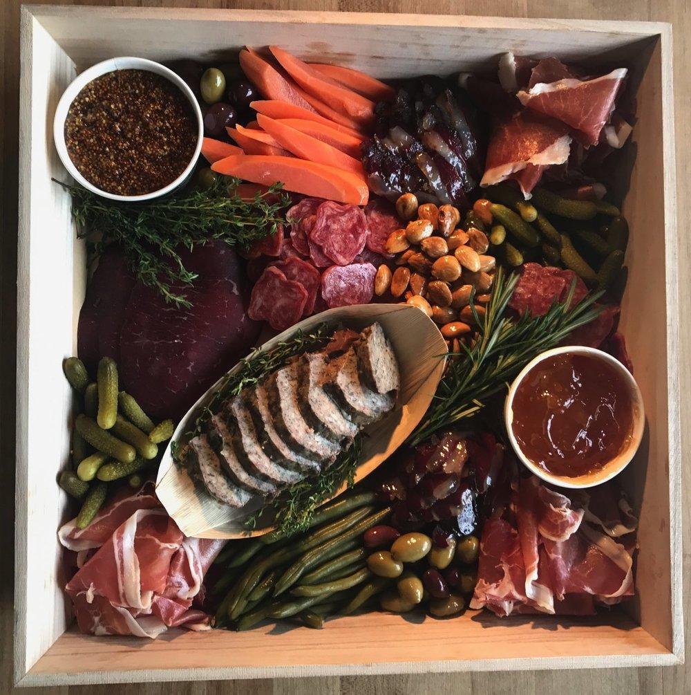 Chef's Charcuterie Board