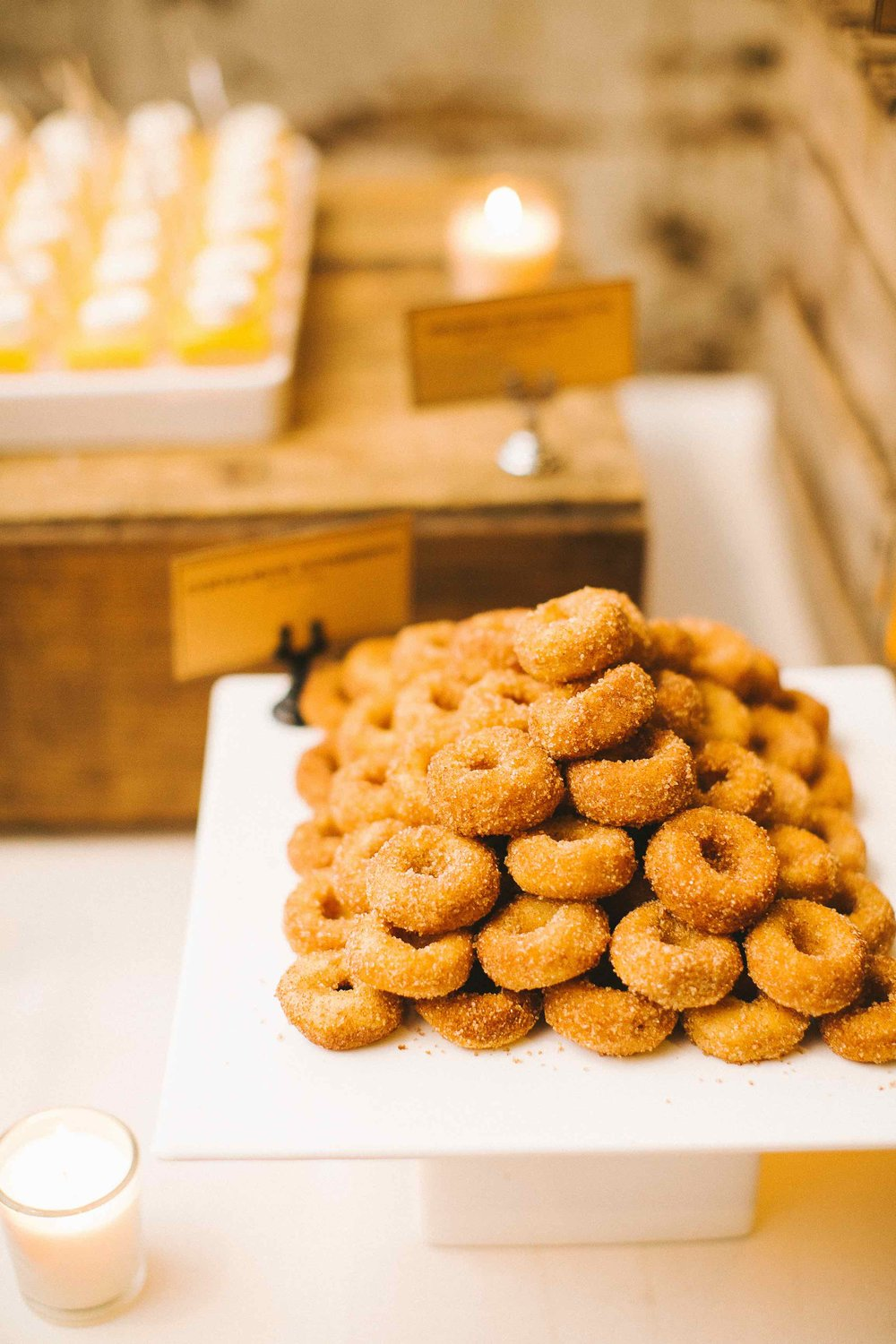 Donut Station by Dish Food & Events Catering