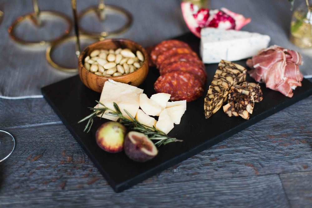 Cheese & Charcuterie Board by Dish Food & Events Catering