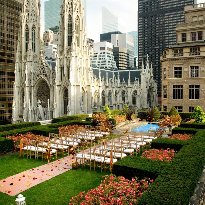 Rockefeller Center Manhattan Capacity: 120 Seated, 165 Cocktails