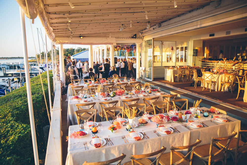 East Hampton, NY - Hamptons 150+ Seated Dinner