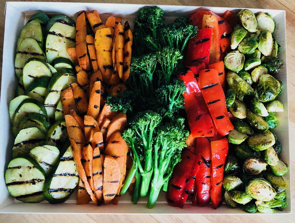 Copy of Grilled Vegetable Platter