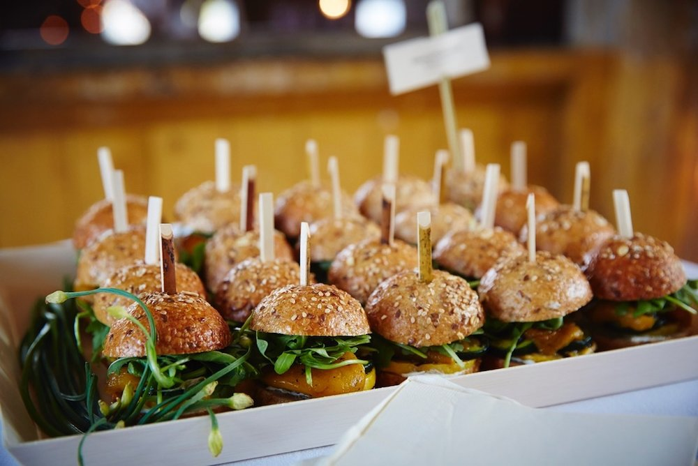 Miniature Sandwiches (Dish Food To Go) by Dish Food & Events Catering