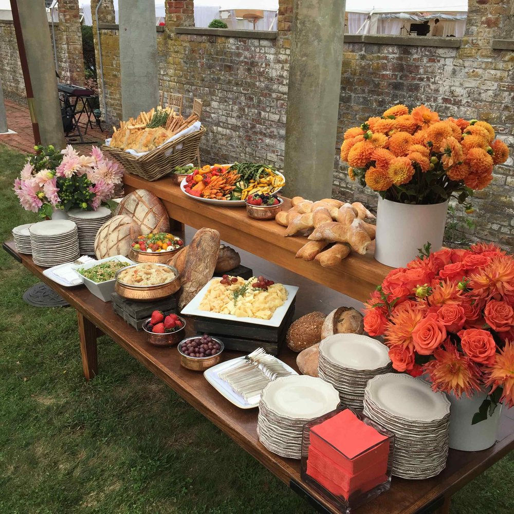 Tuscan Antipasti Buffet by Dish Food & Events Catering