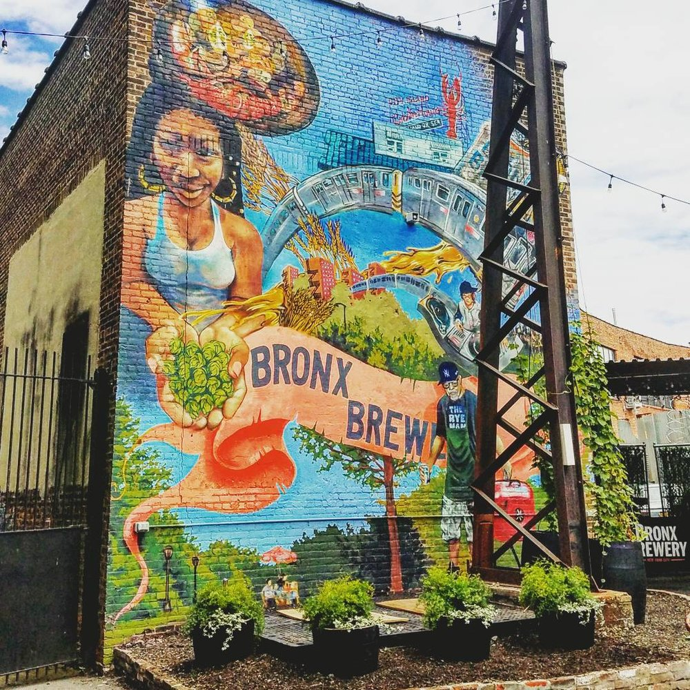 The Bronx Brewery  South Bronx, NYC  Seated: 300   Standing: 450  DISH is EXCLUSIVE Wedding Caterer