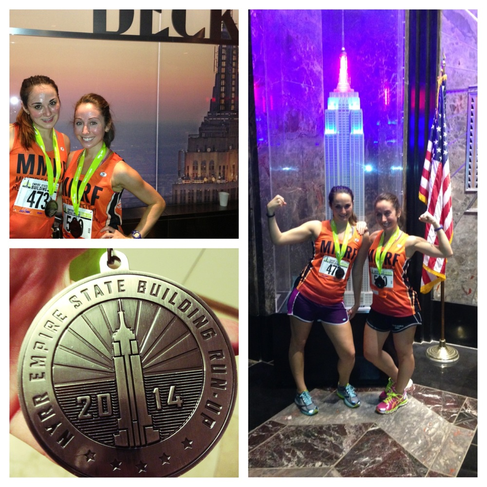 2014 Run Up Victory Celebration with Sara!