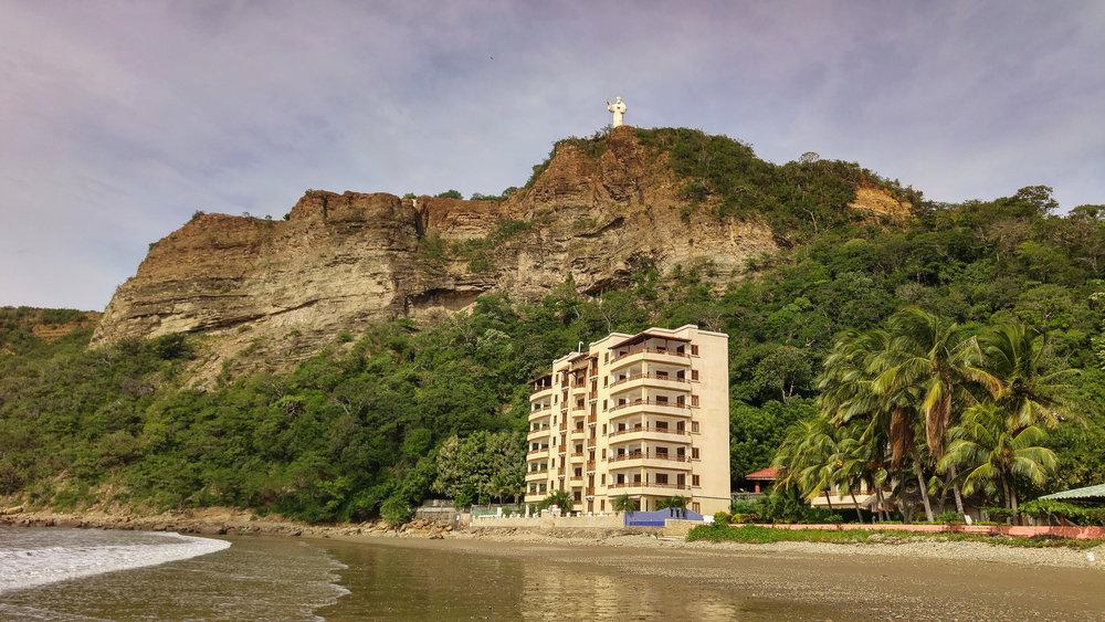 San Juan Bay, Mirador del Cristo de la Misericordia
