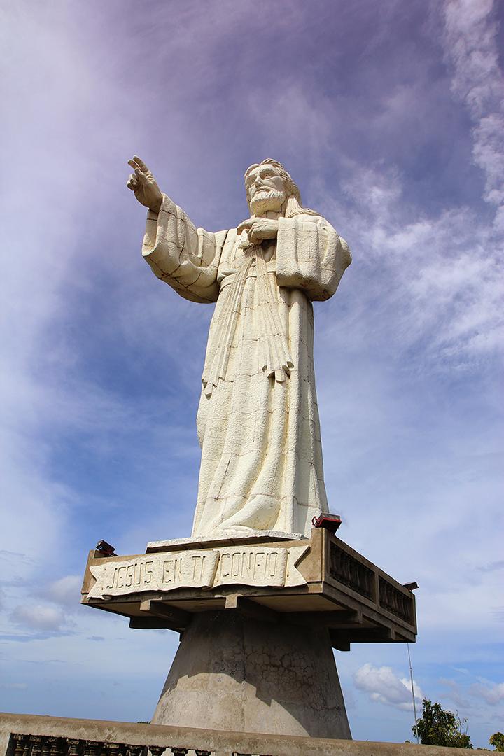 Mirador del Christo de la Misericordia