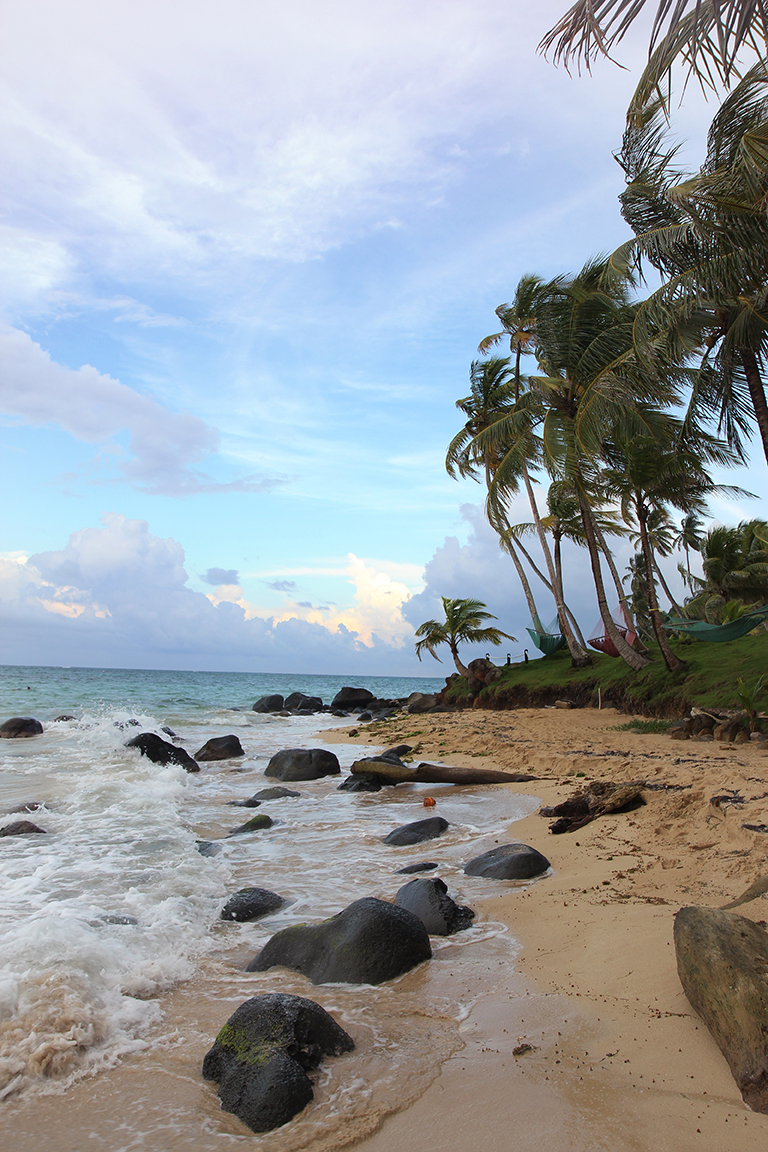 Northern Beach of Little Corn Island